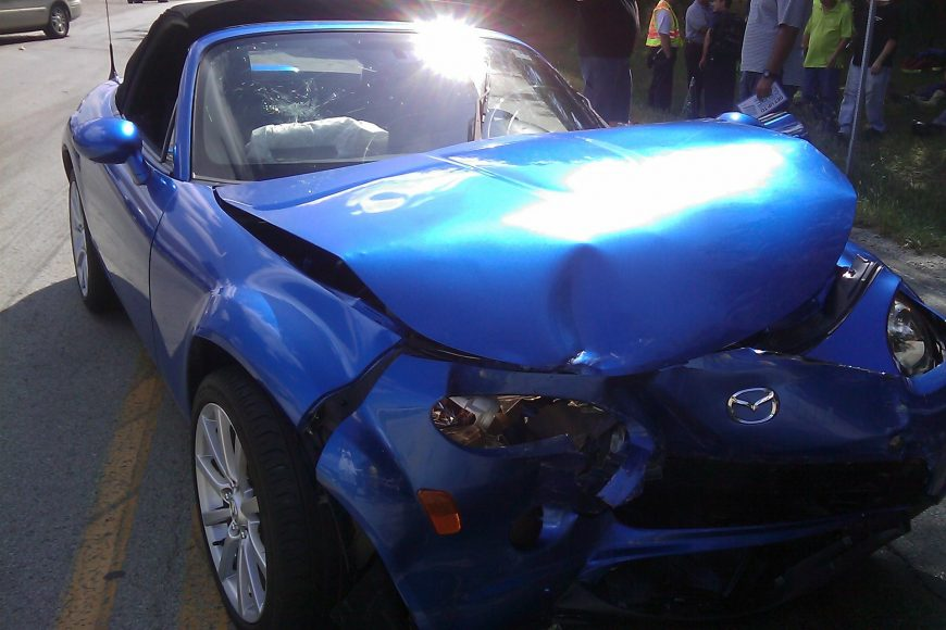 What To Do If You Are In A Traffic Collision